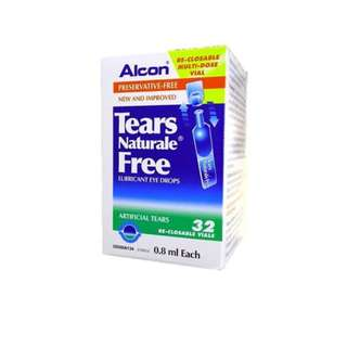 Tears Naturale® Free Lubricant Eye Drops