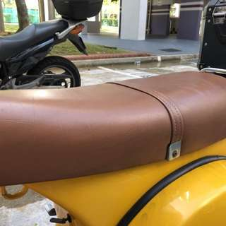 Vespa Seat (open for trade also)