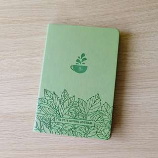 2018 Coffee Bean and Tea Leaf Planner