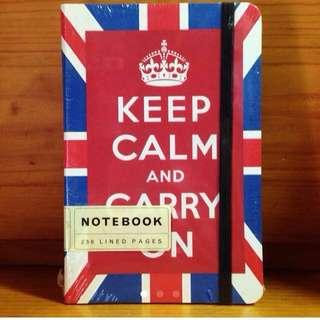 🇬🇧英國旗橫間手帳