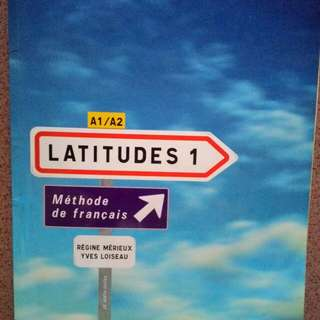 Latitudes (French Book, with CD)