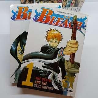Bleach Comics (Chinese)