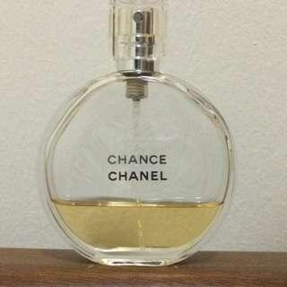 Chance Eau de Toilette Chanel for women
