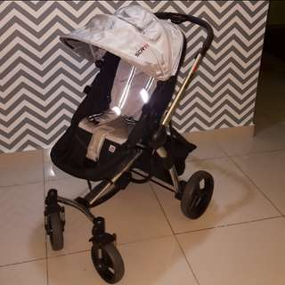 Sweet cherry stroller / newborn carseat