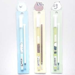 We Bare Bears Pens