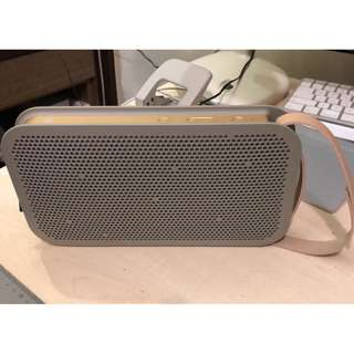 Beoplay B&O Bang & Olufsen A2 無線藍芽喇叭 Bluetooth Wireless Speaker