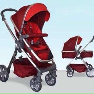 Sewa Stroller Baby Elle Madison S989 1 Bulan