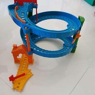 Thomas & Friends Sodor spiral run
