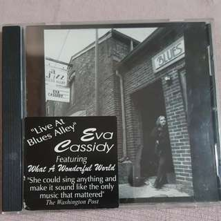 CD》Eva Cassidy: Live At Blues Alley