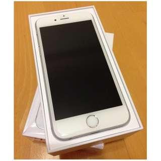 IPHONE 6S 16G 銀 女用機 可免費原廠換新電池 符合apple免費更換電池方案
