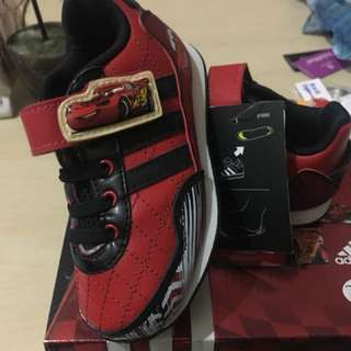 Adidas Original Disney Cars shoes for infant