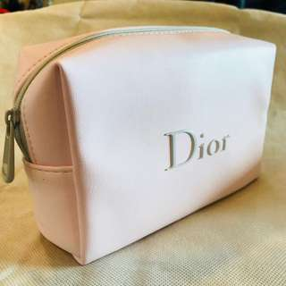 Dior Cosmetic Pouch ( Authentic )