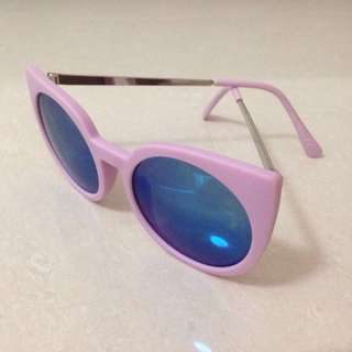 Fashionable kids' sunglasses
