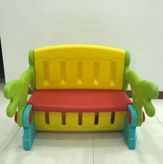 Table and Chair for Toddler