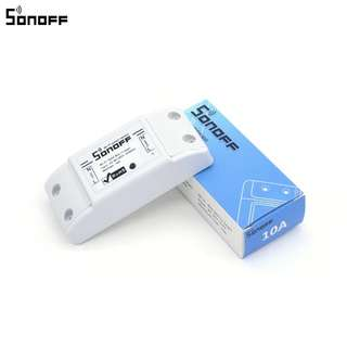 Sonoff Wifi App Controlled DIY Smart Switch