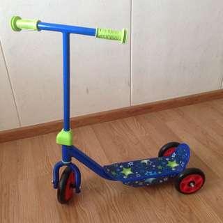 elc astro scooter