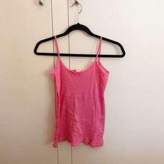 Supre Pink Singlet Top