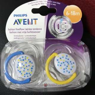 Philips Avent Pacifier (6m - 18m)