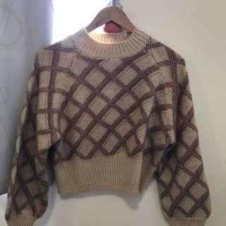 🚚 日系全新毛衣短版
