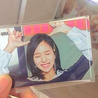 💕TWICE 韓製 MINA 手鏡