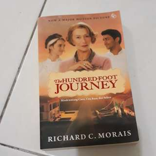 The Hundred Foot Journey by Richard C Morais