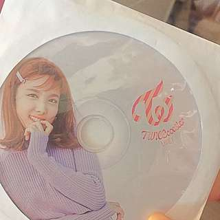 💕TWICE NAYEON CD