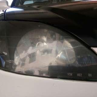 Lampu depan ek99 so4 smoke depo