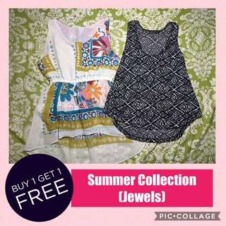 Summer Collection Blouses
