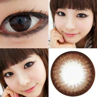 GBT Korean Contact Lens (Brown)