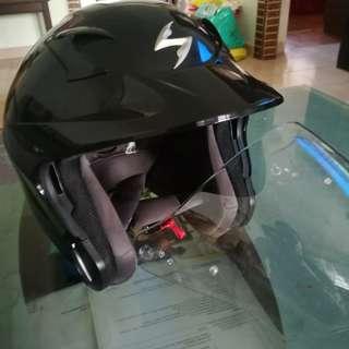 Scorpion Helmet Size L