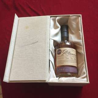 稀有的1986 Glen Garioch Single Malt Scot Whisky