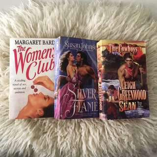 3 Books For RM10
