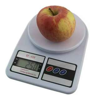 Digital Food scales import