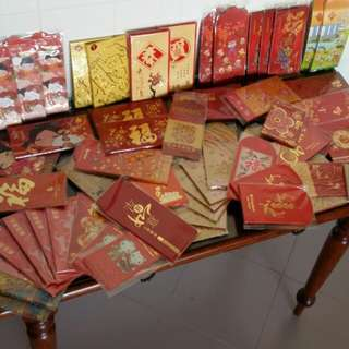 67 packs Red Packets