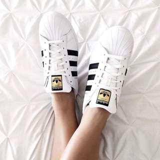 Adidas Superstar Sneakers AU8 US6.5