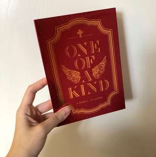 G-Dragon One Of A Kind DVD