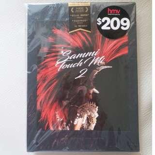 Sammi Tohch mi 2 演唱會 DVD $98
