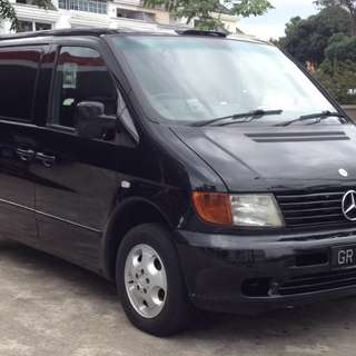 90264699 Van for Rent. Weekly and Monthly. Mercedes Benz Vito
