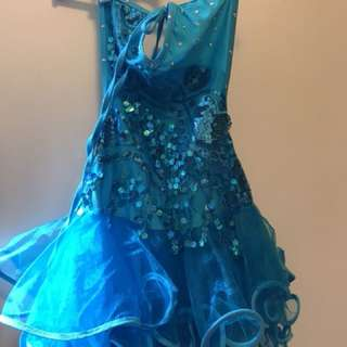 拉丁舞裙 Ladin