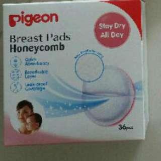 BN Pigeon Honeycomb Breast Pads