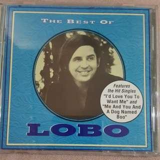 CD》Lobo: The Best