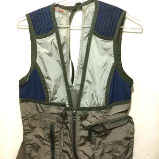 (100% New) Prada fashion vest