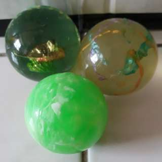 2.00 for 1 bouncy ball xl size
