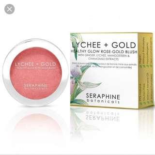 Seraphine Botanicals Lychee + Gold Blush