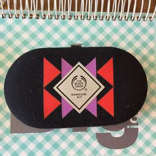 TBS manicure kit