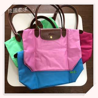 《現貨》Longchamp handbag small size 細手袋 情人節禮物