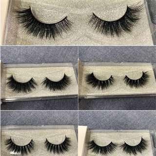 Premium 3D Mink Eyelashes
