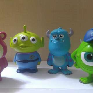 Toy story 玩具