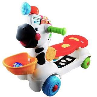 Vtech 3合1玩具(黑白或粉紅)