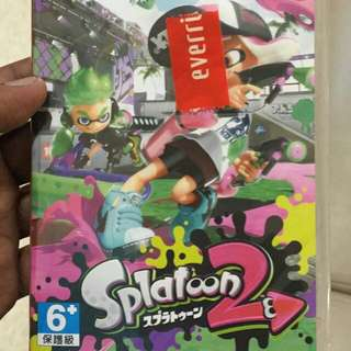 Splatoon 2 (JP Version)
